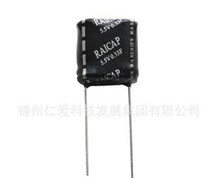 Farad capacitor 5.5V 0.22F