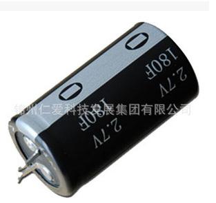 Farad capacitor 2.7V 180F