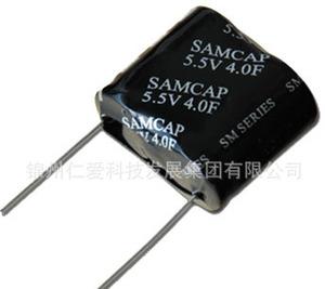 Farad capacitor 5.5V 4.0F