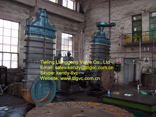 Din F4 / F5 Cast Iron Gate Valve