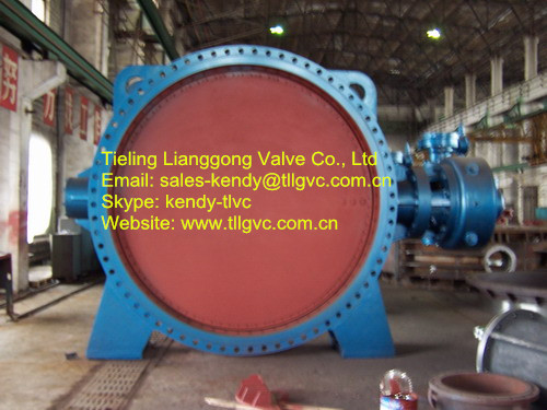 Awwa Water Butterfly Valve