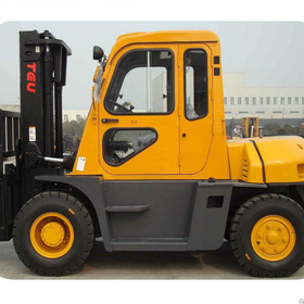 Counterbalance internal combustion forklift 6ton
