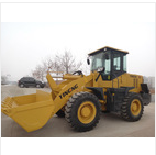 3 ton ZL30 compact wheeled loader (3000kg+Cummins engine+Joystick control+Electrolic control gear shift)