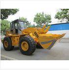 5ton top quality wheeled loaders for sale GK956 with CAT licensed C6121 engine