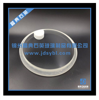 Resistance to high pressure quartz/industrial glass sight glass/lens steps
