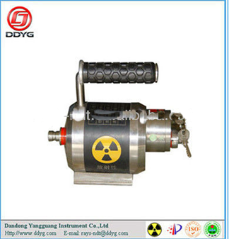 Gamma Radiographic Projector NDT Equipment for Welding Testing