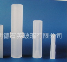 High purity quartz glass/quartz sieve plate cavity/milky white base