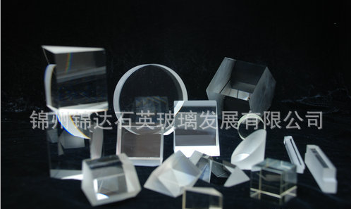 The high purity quartz glass optical lenses