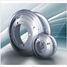OEM service steel wheel spoke made in china