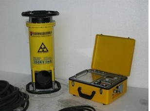 Industrial portable X-ray NDT equipment