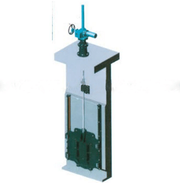 medium type square penstock