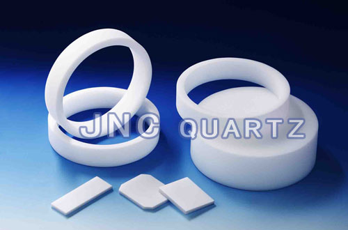 opaque quartz item with well heat insulation and high temperature-resistant