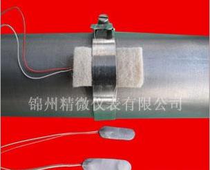The pipe surface temperature measuring platinum resistance