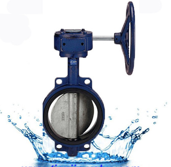 Grooved Butterfly Valve