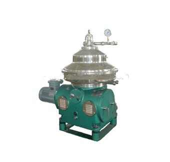 Disc Stack Centrifuge Separator