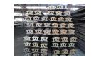 American Standard Steel Rails (ASCE 25, ASCE 30, ASCE 40, ASCE 60)