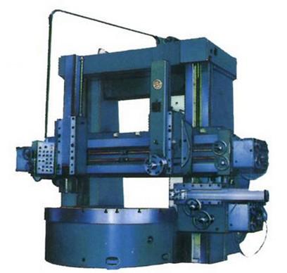 Двухстоечный карусельный токарный станок CQ5250