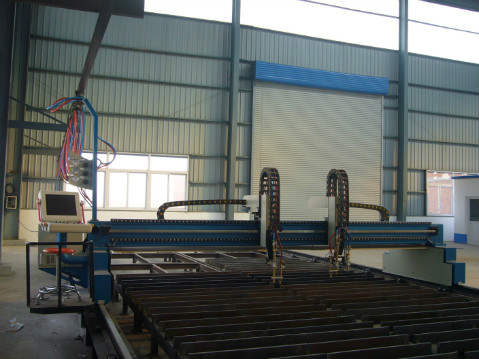 CNC flame cutting machine、CNC plasma cutting machine、Steel structure production line equipment