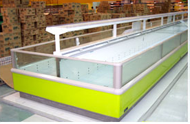 Supermarket Refrigeration Equipment