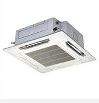 Commercial center air conditioning