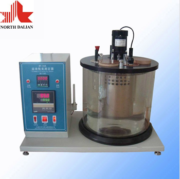 Tester for the Kinematic Viscosity of Oil