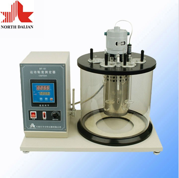 Oil Kinematic Viscosity Test Equipment