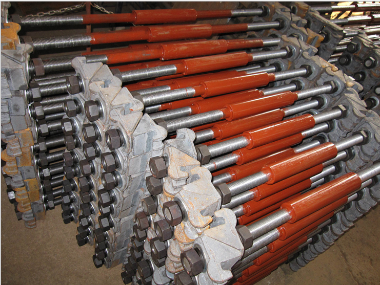 Switch offset rod; Insulation offset rod; Common offset rod