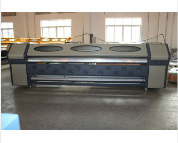3.2m solvent printer for outdoor advertising