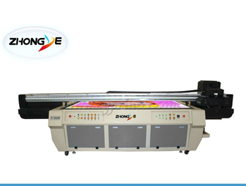 UV flatbed printer with white colour UVB-SK2818