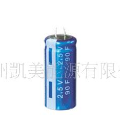 Farah capacitor winding type 2.7 V - 90F