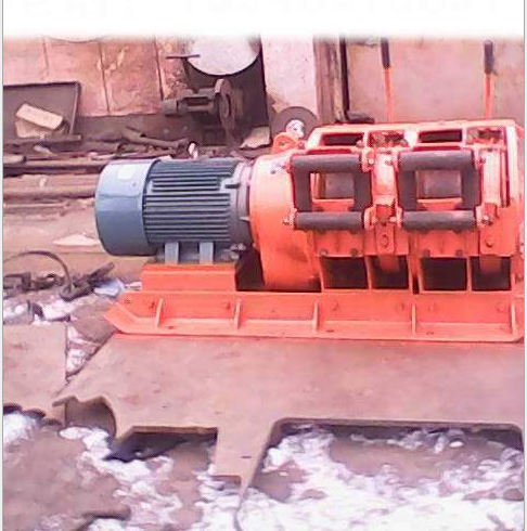 40 kw dispatching winch JD-2.5