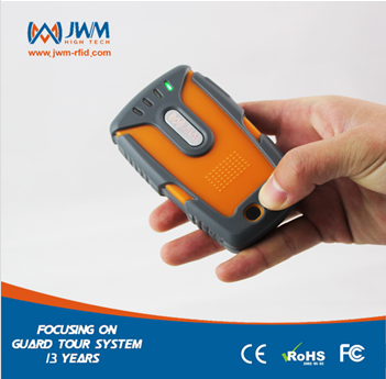 rugged handheld real time GPS tracking system