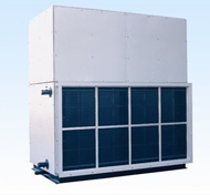 Air treated equipment