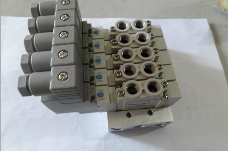 Solenoid valve smc