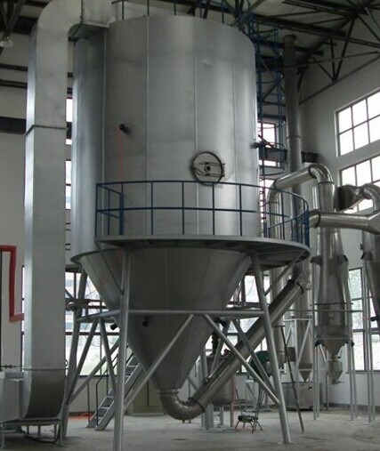 LPG-100 CENTRIFUGUL SPRAY DRYING MACHINE