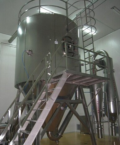 LPG-50 CENTRIFUGUL SPRAY DRYING MACHINE