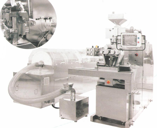 KNF6-20 SOFTGEL ENCAPSULATION MACHINE