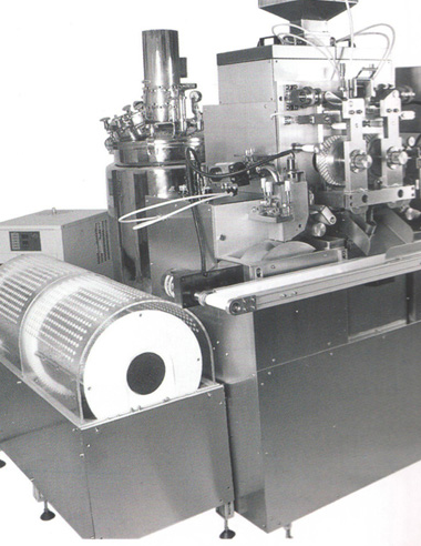 KFN2-15 SOFTGEL ENCAPSULATION MACHINE