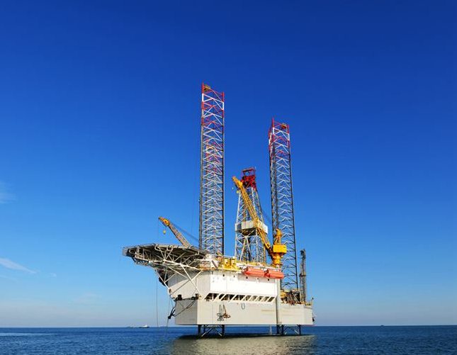 self elevating drilling platform