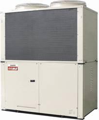 多功能型燃气热泵
