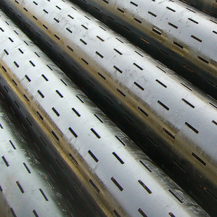 laser slotted screen pipe used for petroleum
