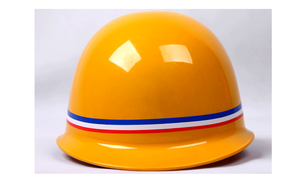 High Quality Abs Industrial Safety Helmet
