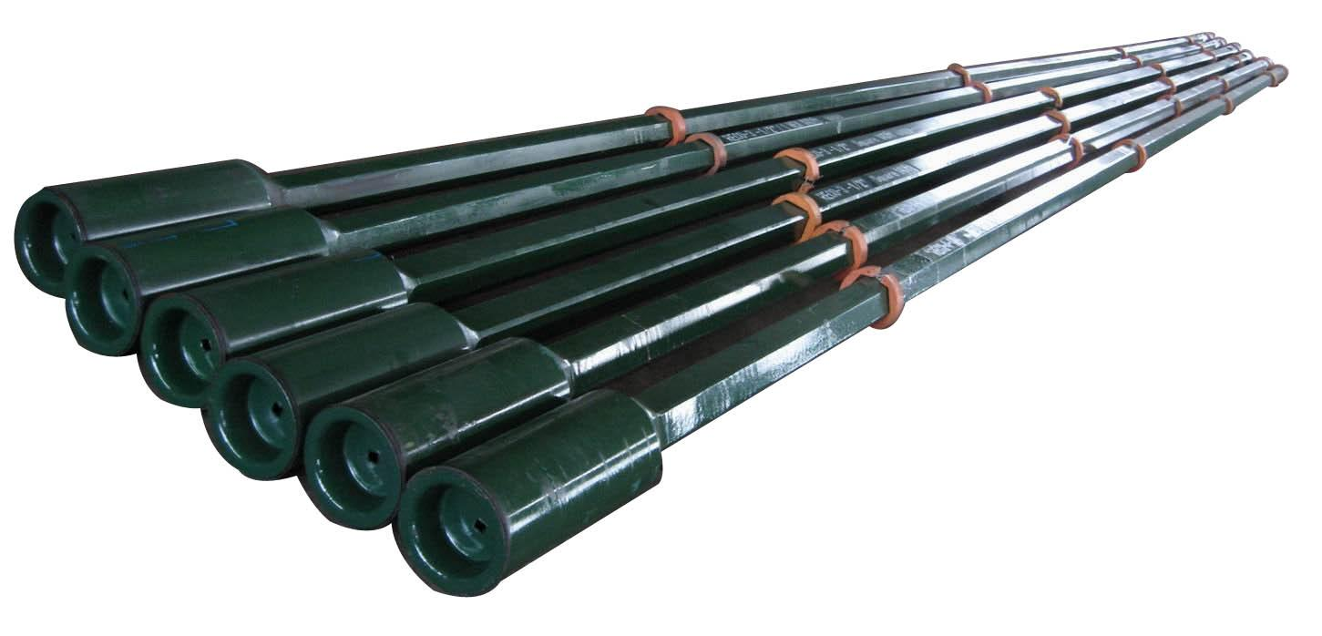 hot selling interlocking system kelly bar for drilling rigs