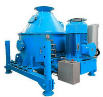 Drilling waste management Vertical Centrifuge