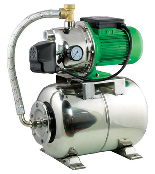 Automatic Garden Pump