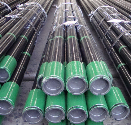 API 5CT Spec Oil Tubing/ Oil Pipe with Coupling
