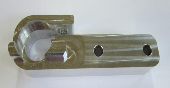 custom design cnc processed precision metal machinery parts
