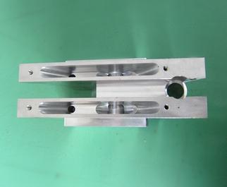 china cheap cnc process aluminium parts central machinery parts