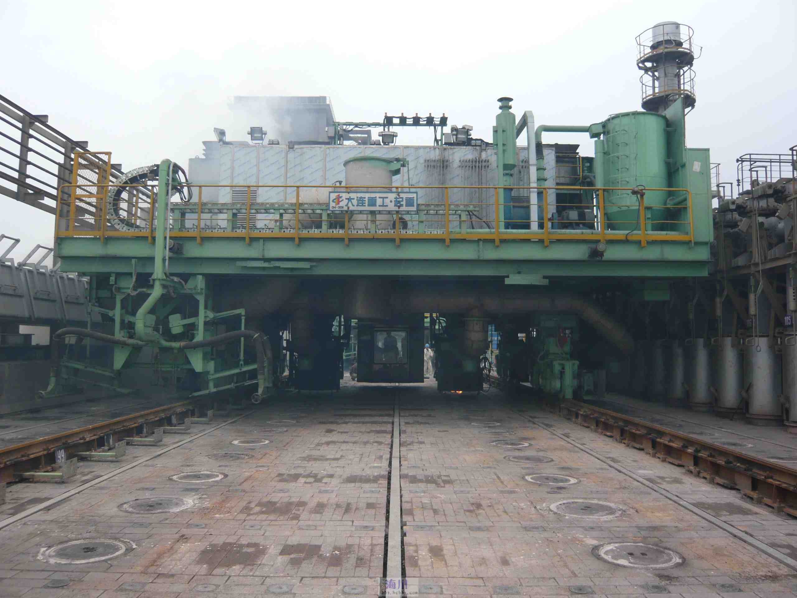 6.25m Coke Oven Machinery For Coking Plant