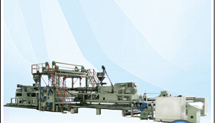 3200mm pvc flex banner production line/flex banner machine
